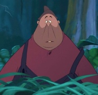 "Remember this guy, from Disney's ""The Princess and the Frog""?"
