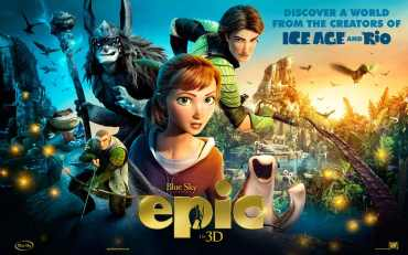 """Oh, come ON.  What's the next one going to be – """"REALLY EXCITING""""?  (fwiw, it was a cute movie.  With very pretty visuals – think AVATAR meets A Bug's Life)"""