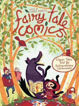 FairyTaleComics cover