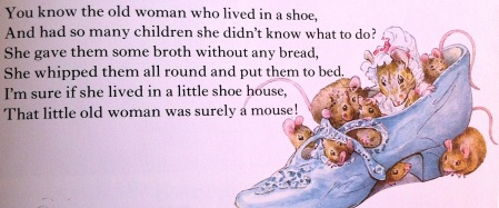 BPotter OldWomanShoe