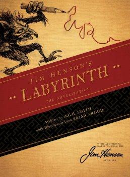 Labyrinth novelization