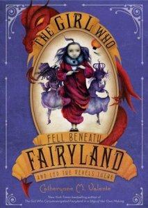Girl Who Fell Beneath Fairyland