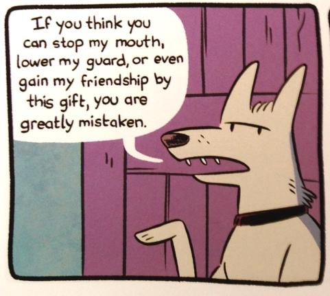 Thief and Watchdog