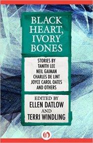 Black Heart Ivory Bones