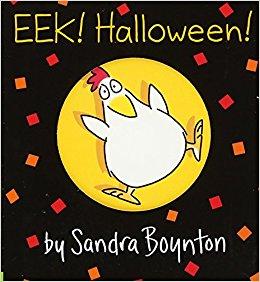 Eek! Halloween!