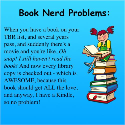 Book Nerd Problems 1