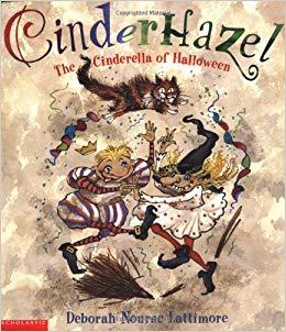 Cinder Hazel cover
