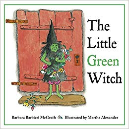 Little Green Witch cover