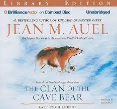 Cave Bear audiobook