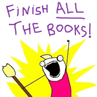 finish all the books