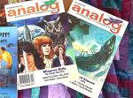 Thumbnail image of the two analog magazines.